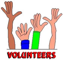 Volunteers - Alvin Leonard Youth and Family Center